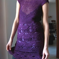 New Lace Tunic - Free Crochet Pattern: LB Collection