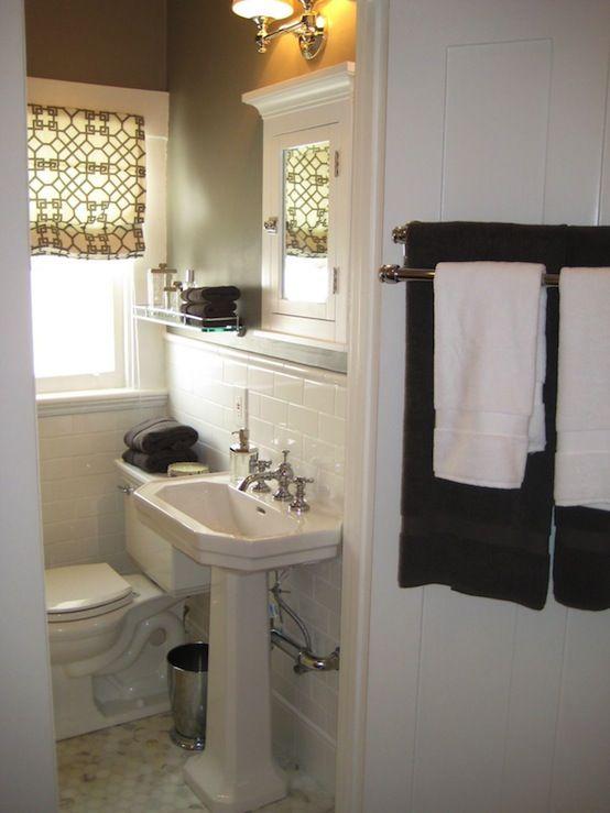 Wilson Design Amazing gray bathroom design with gray walls paint ...