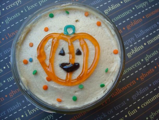 Cakespy: Pumpkin Cake in a Jar | Recipe
