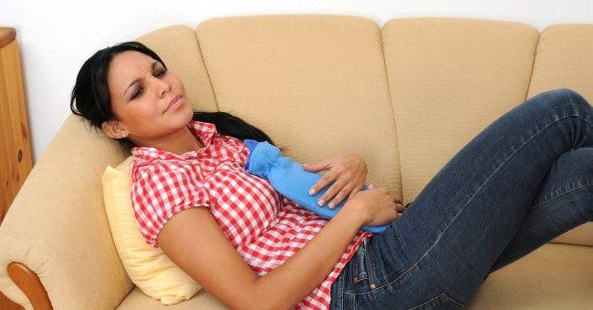 massage adrenal glands