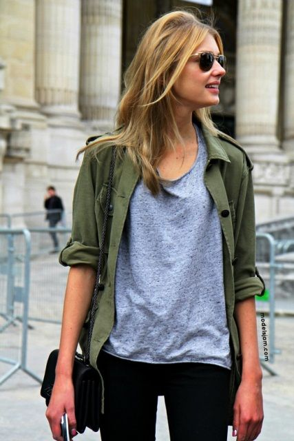 I don't know why I'm SO obsessed with this anorak military style olive green jacket thing, but I LOVE it and I can NEVER find it!!!