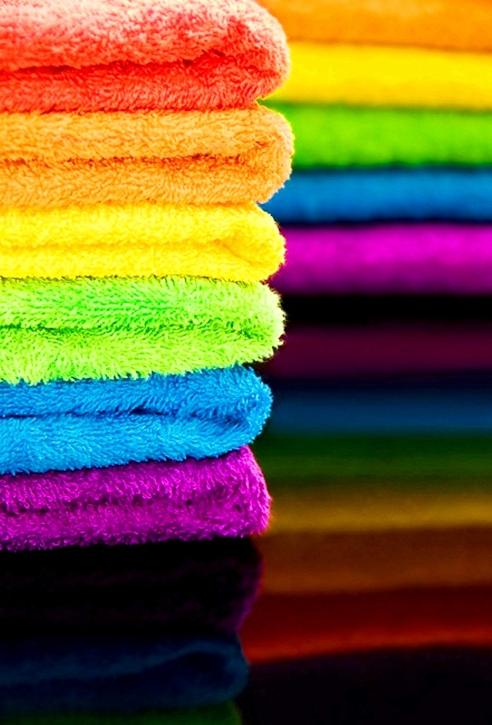 Colorful Towels Www Imgkid Com The Image Kid Has It