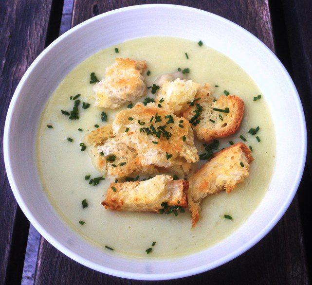 Potato Leek Soup | Foods I Love | Pinterest