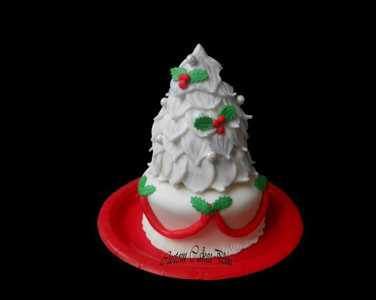 Holiday Cakes Christmas cakes Pinterest