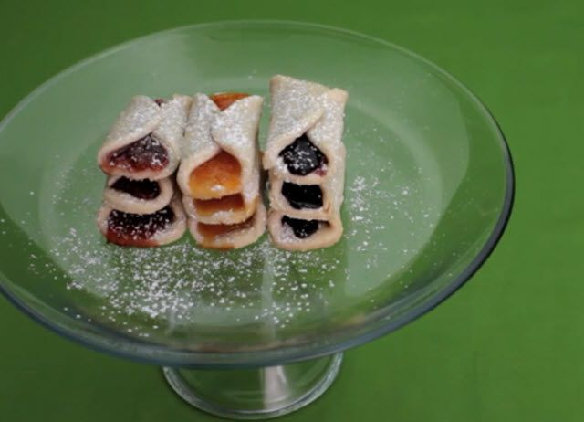Jam Kolaches Allrecipes.com | Yummies for the tummies | Pinterest