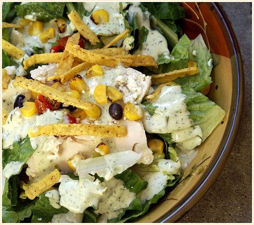 Southwestern Salad | Menu Ideas | Pinterest
