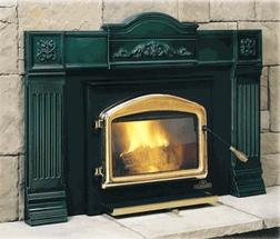 Napoleon Wood Burning Fireplace Insert | Napoleon Fireplaces