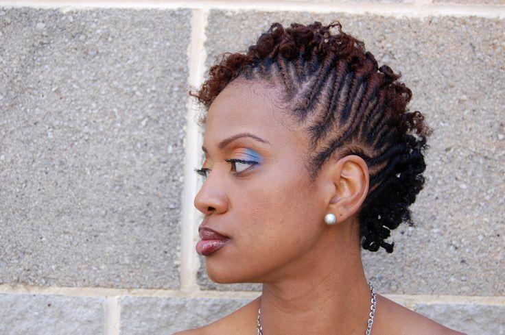 ... flat twist hairstyles black hair flat twist styles flat twist with