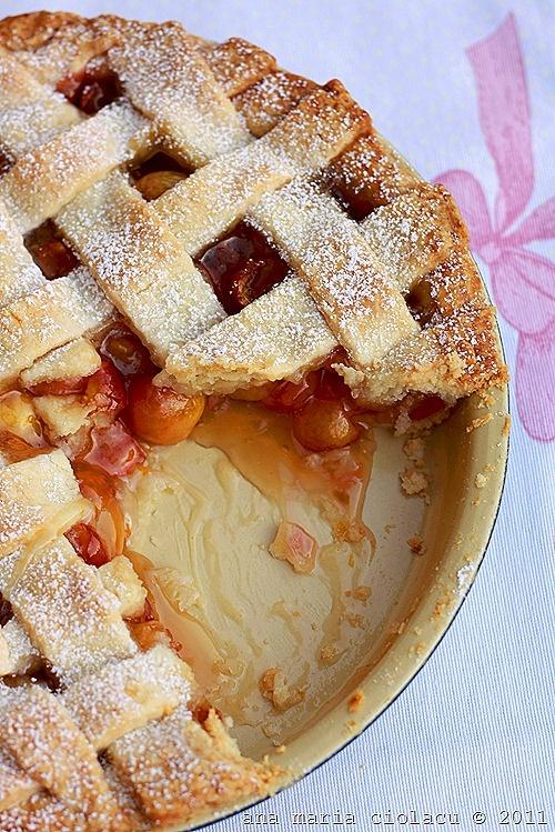Cherry Pie | Truly Scrumptious | Pinterest
