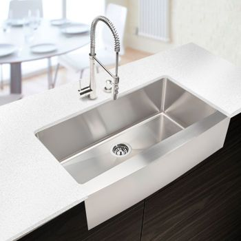 Kitchen Sink Costco : ... Large Single Bowl Farmhouse Sink. 36