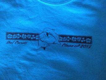 Del Cerro class shirts