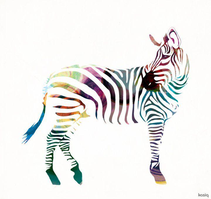 Zebra Stripe Tattoo Designs