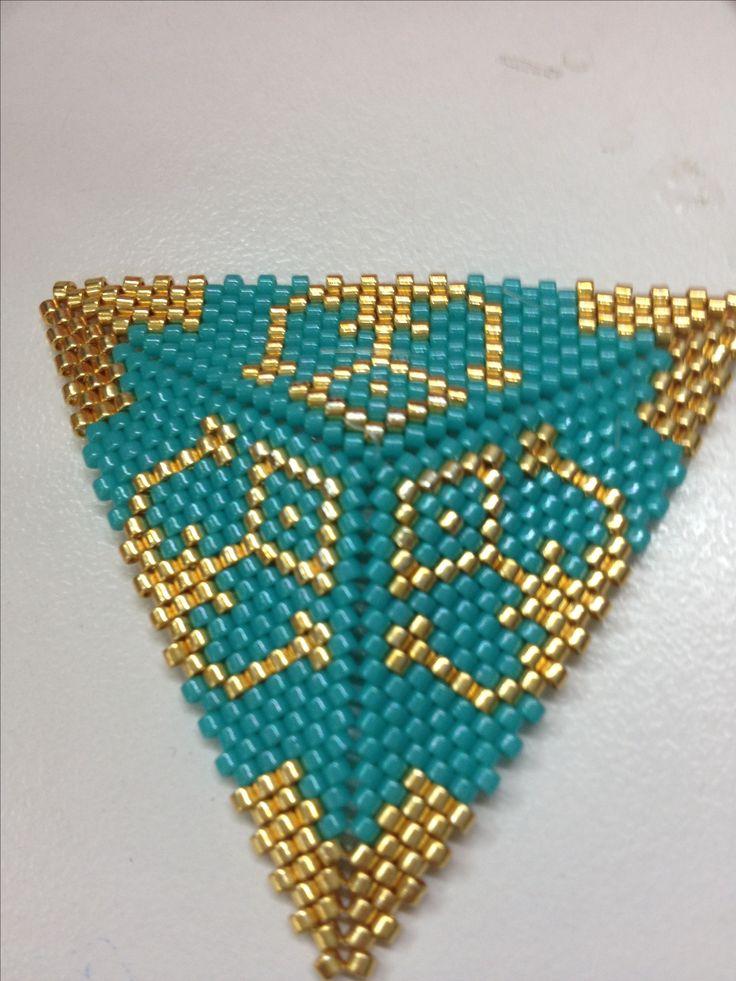 peyote stitch beading projets de la srie the beas of bead