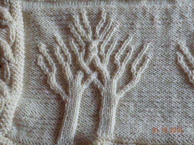 tree of life pattern knitting.... Pinterest