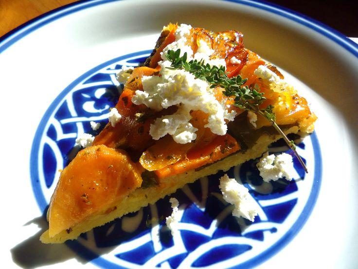 Savory Pies - Sweet Potato Tart Tatin Recipes — Dishmaps