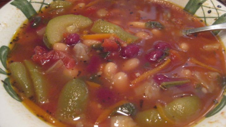 Copycat Olive Garden Minestrone Soup Soup Pinterest