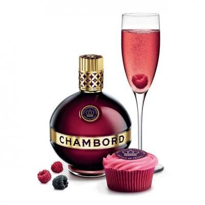 Chambord infused Cupcakes | Spirits & Wines | Pinterest