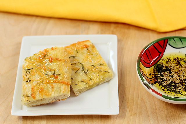 Tomato-Garlic Focaccia - My Vegan Italian Flatbread Recipe ...