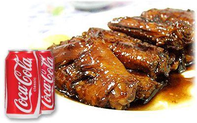 ... recipes for family | Home > RECIPES > Dinner > Coca-Cola Chicken...