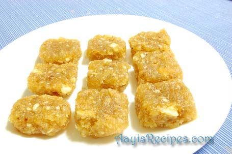Apple halwa - Aayi's Recipes   traditional sweets , special occasions ...