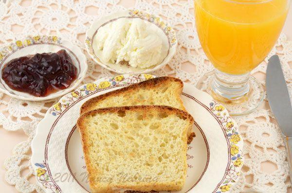 English-muffin loaf | Baking | Pinterest