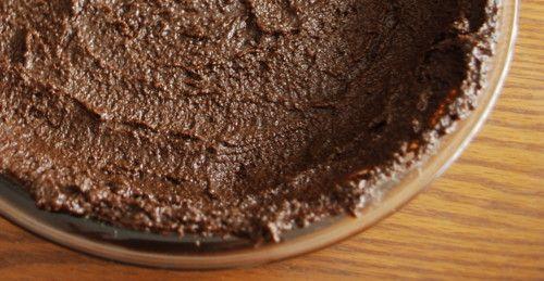 Thin Mint Pie Crust | My real life. :) | Pinterest