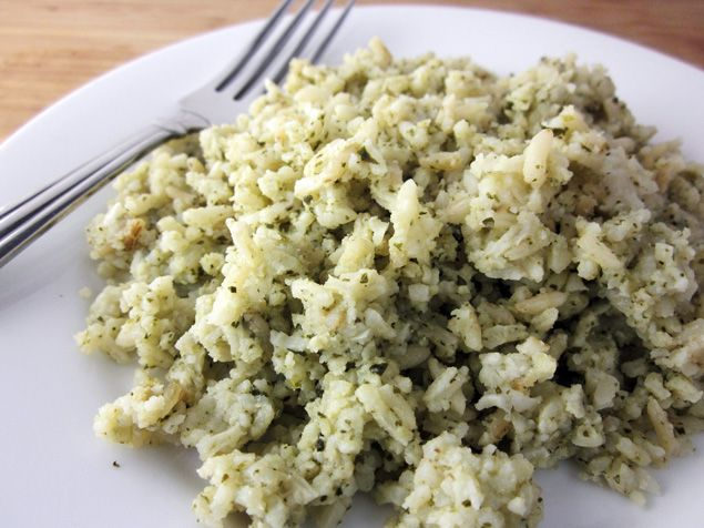 mexican green rice | pasta & grains | Pinterest