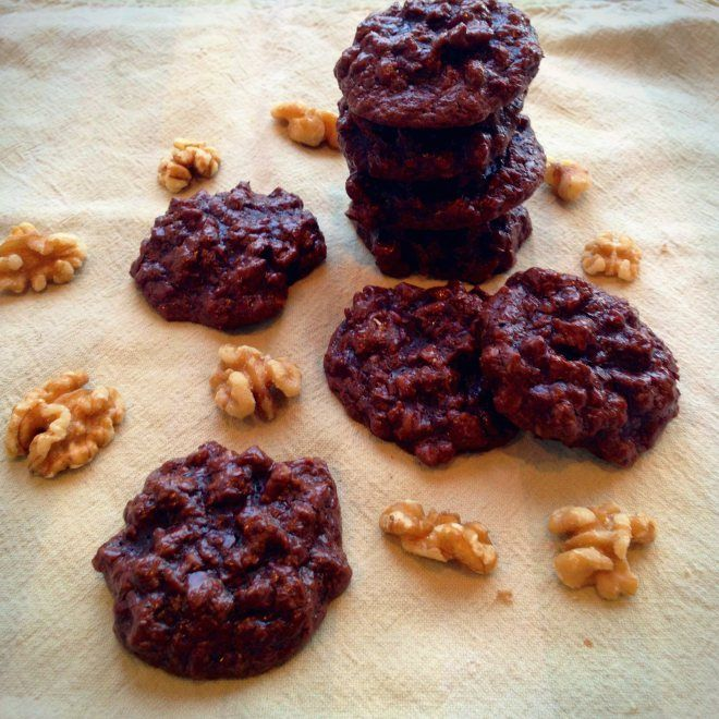 ... date cookies spiced walnut date and chocolate cookies spiced walnut