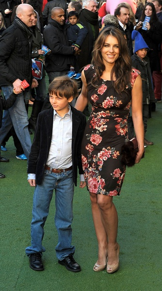 Celebs hit the Gnomeo and Juliet UK premiere