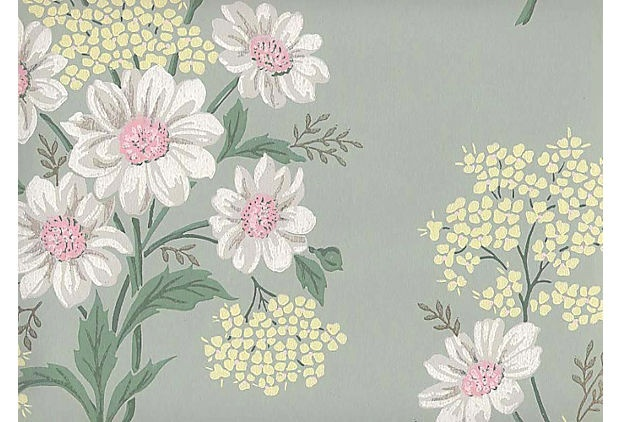 pastel floral wallpaper these - photo #9