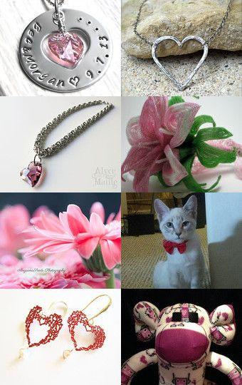 valentine tag jewelry