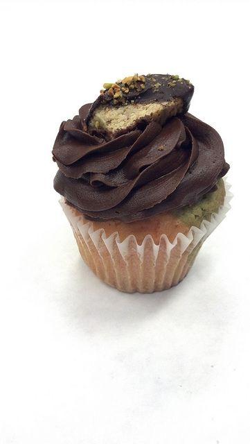 Spumoni cupcake | Cupcakes | Pinterest