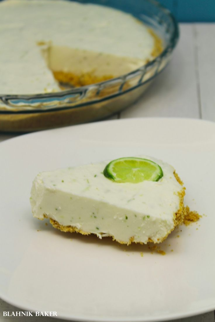 Frozen Lime Margarita Pie (Pass the Cook Book Club) | Recipe