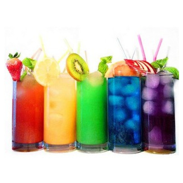 how to make cool drinks