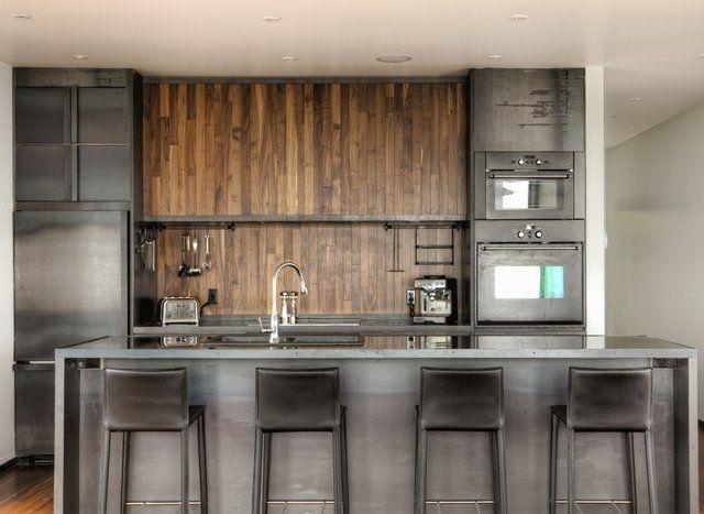 black/brown / mu architecture