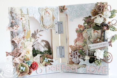 Picture frame set - gorgeous! by Emeline Seet