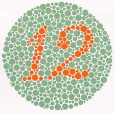 eye test | Color Theory | Pinterest