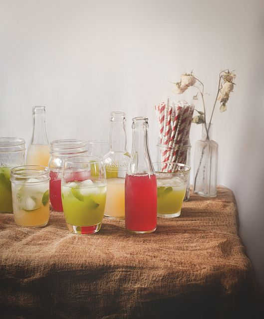 ginger amp basil honeydew agua fresca with mint amp anise fennel ...