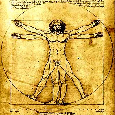 proportions | stuff that's yellow | Pinterest Da Vinci Symbols