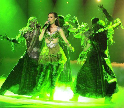 slovakia eurovision history