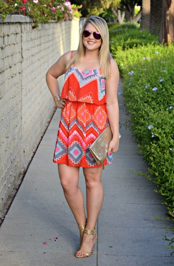 Envision Pretty in a Deb Shops dress