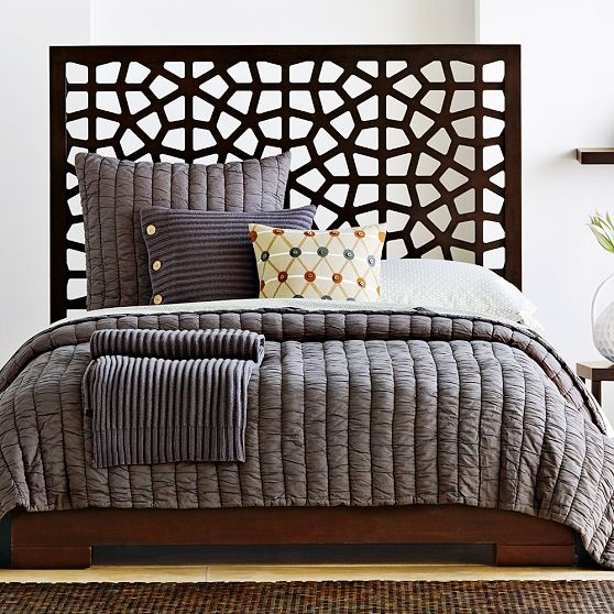 West Elm Morocco Headboard For The Home Pinterest