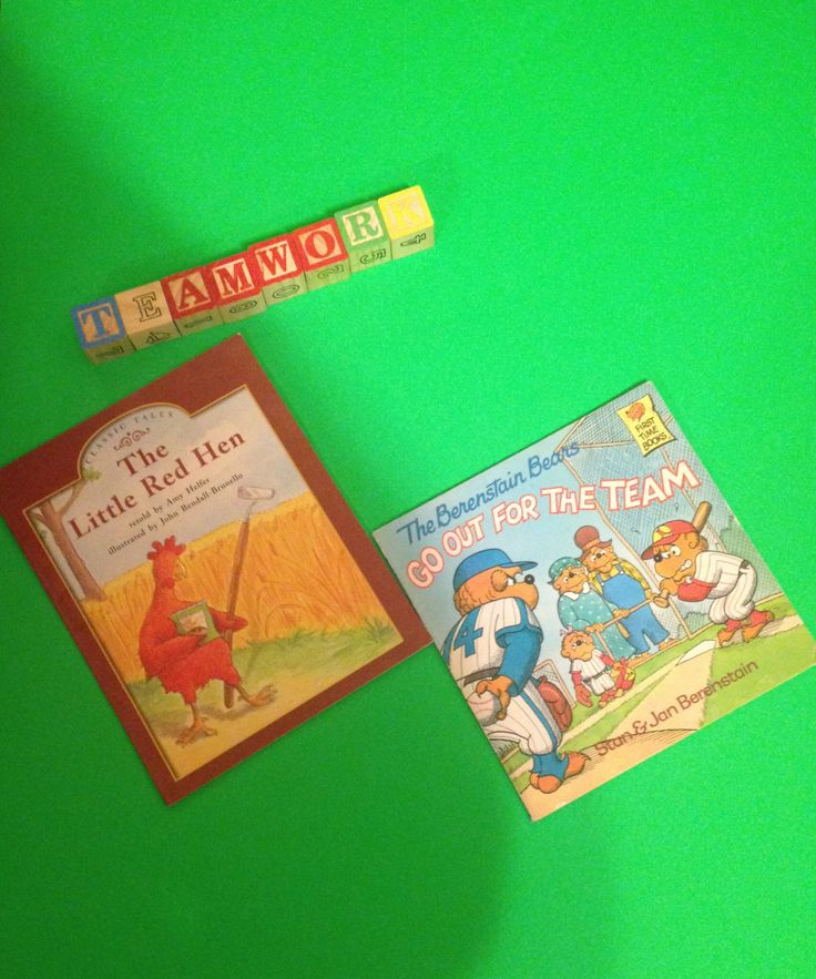The berenstain bears go out for the team by stan amp jan berenstain