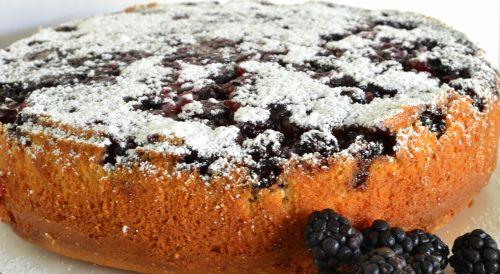 blackberry buttermilk cake | summers beauties, cooking with berries ...
