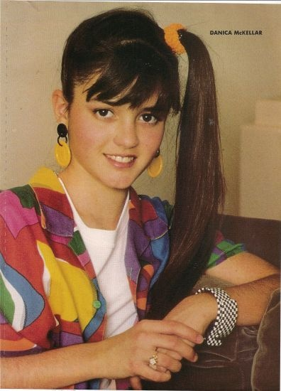 "Danica McKellar from ""The Wonder Years"" | 90s babes ..."
