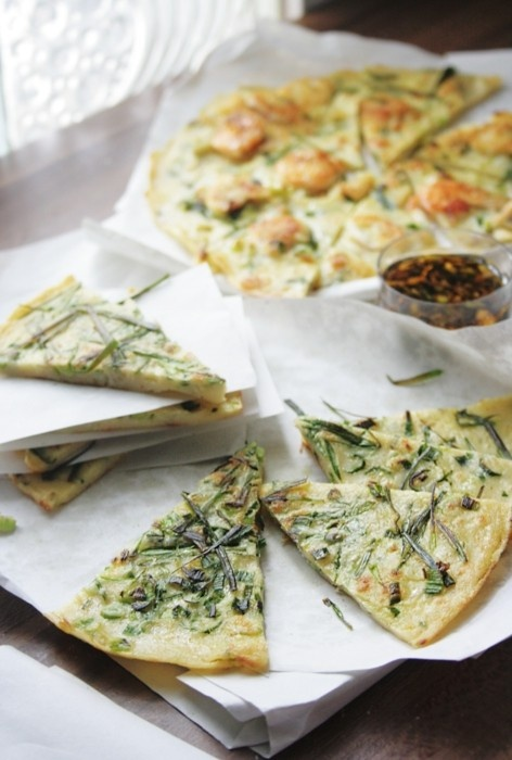 Scallion Pancakes | Food; my addiction. | Pinterest