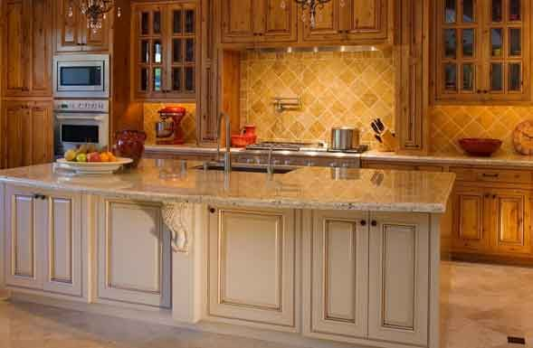 Knotty alder kitchen dream home pinterest for Alder kitchen cabinets
