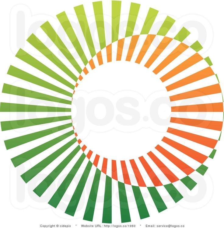 blue and green circular logos : circle design logo october 22nd 2011 ...
