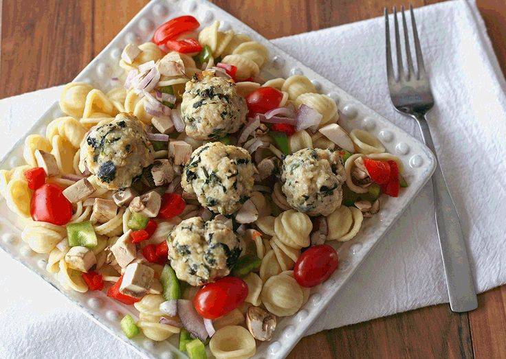 Turkey-Meatballs-4---1024x | Food | Pinterest
