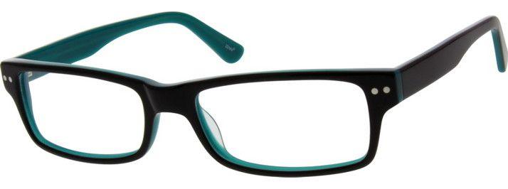 Zenni Optical Work Glasses : 6340 Acetate Full-Rim Frame eyeglasses Pinterest